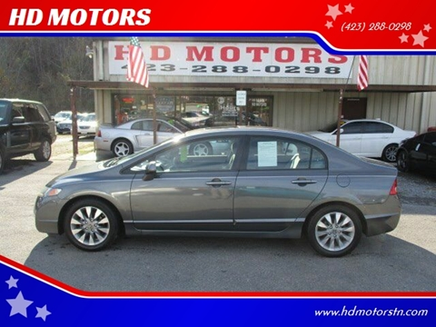 2010 Honda Civic for sale in Kingsport, TN