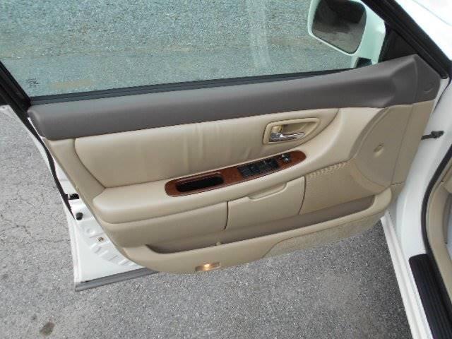 2000 toyota avalon xls 4dr sedan in kingsport tn hd motors Hd motors kingsport tn