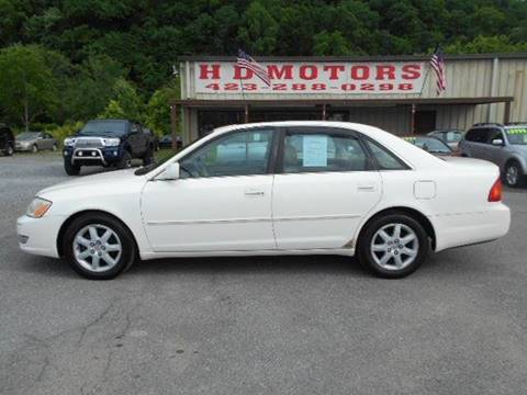2000 Toyota Avalon for sale in Kingsport, TN