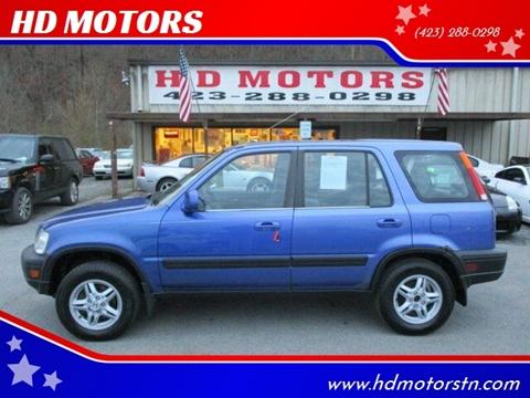2001 Honda CR-V for sale in Kingsport, TN