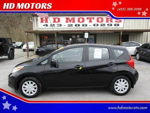 2014 Nissan Versa Note for sale at HD MOTORS in Kingsport TN