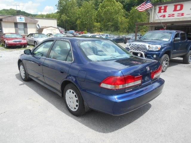 2002 honda accord lx 4dr sedan in kingsport tn hd motors Hd motors kingsport tn