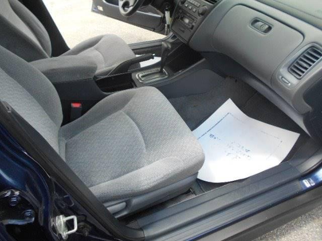 2002 Honda Accord LX 4dr Sedan - Kingsport TN