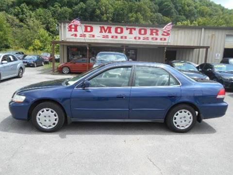Honda Accord For Sale In Kingsport Tn