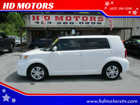 2011 Scion xB for sale at HD MOTORS in Kingsport TN