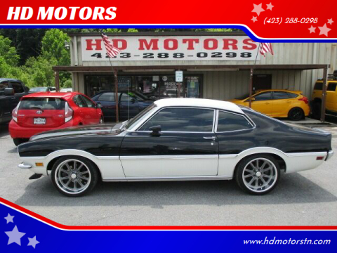 1977 Mercury Comet for sale at HD MOTORS in Kingsport TN
