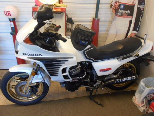 1982 Honda Cx500turbo Turbo In Kingsport Tn Hd Motors