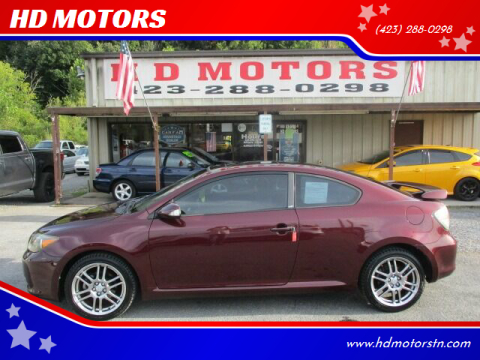 2006 Scion tC for sale at HD MOTORS in Kingsport TN