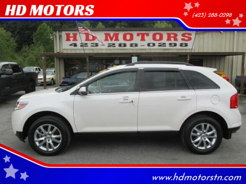 2014 Ford Edge for sale at HD MOTORS in Kingsport TN