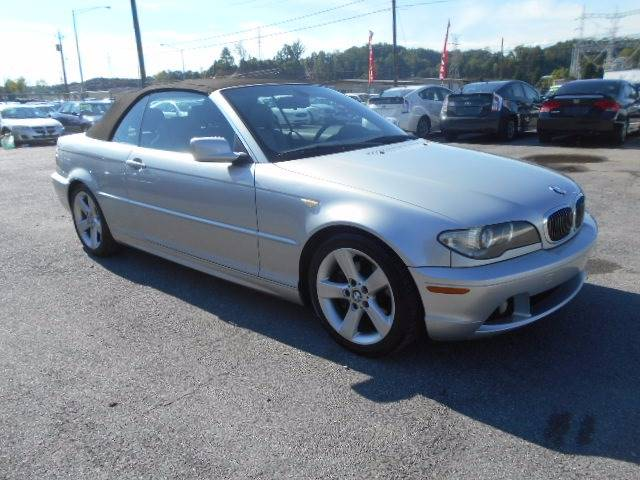 2004 Bmw 3 Series 325Ci 2dr Convertible In KINGSPORT TN  HD MOTORS