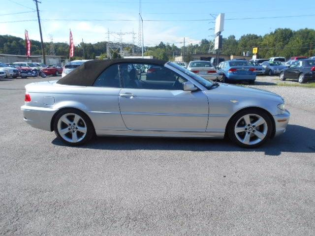 2004 BMW 3 Series 325Ci 2dr Convertible - Kingsport TN