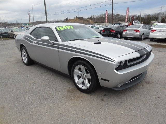 2012 Dodge Challenger Sxt 2dr Coupe In Kingsport Tn Hd