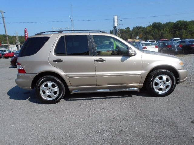 2003 Mercedes-Benz M-Class ML 350 AWD 4MATIC 4dr SUV - Kingsport TN