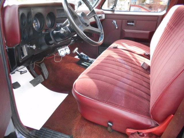 1987 Chevrolet R/V 10 Series 2dr V10 Silverado 4WD Standard Cab SB - Kingsport TN