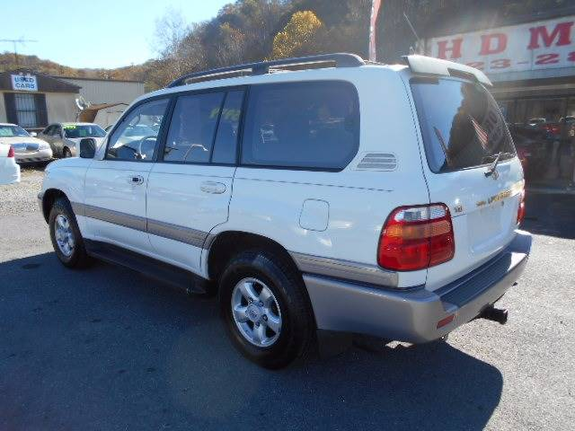 1998 Toyota Land Cruiser AWD 4dr SUV - Kingsport TN