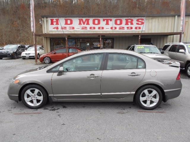 2006 Honda Civic EX 4dr Sedan w/Automatic - Kingsport TN