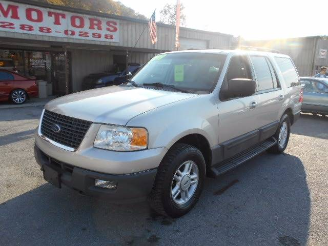 2005 Ford Expedition XLT 4WD 4dr SUV - Kingsport TN