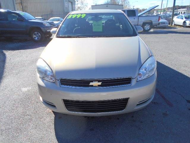 2008 Chevrolet Impala LS 4dr Sedan - Kingsport TN