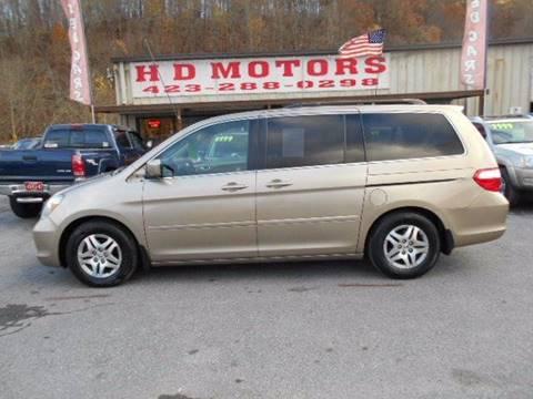 2005 Honda Odyssey for sale in Kingsport, TN