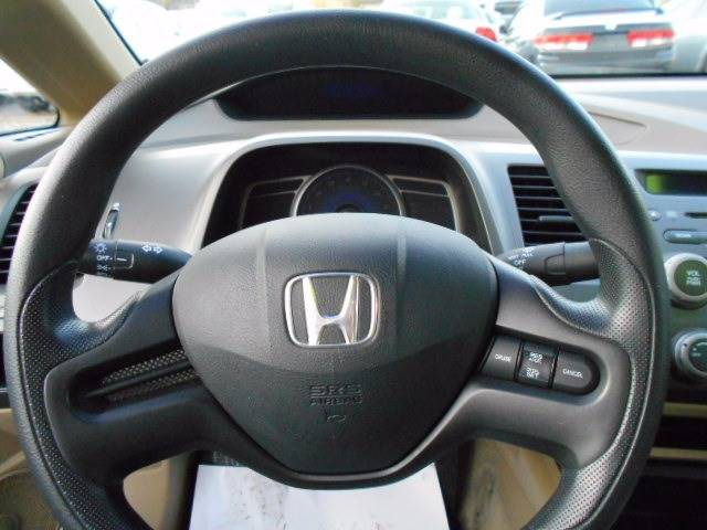 2008 Honda Civic LX 4dr Sedan 5A - Kingsport TN