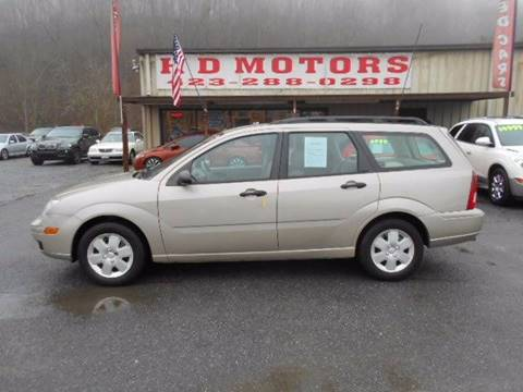 2006 Ford Focus for sale in Kingsport, TN