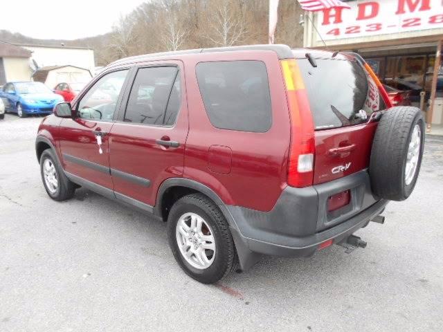 2003 Honda CR-V AWD EX 4dr SUV - Kingsport TN