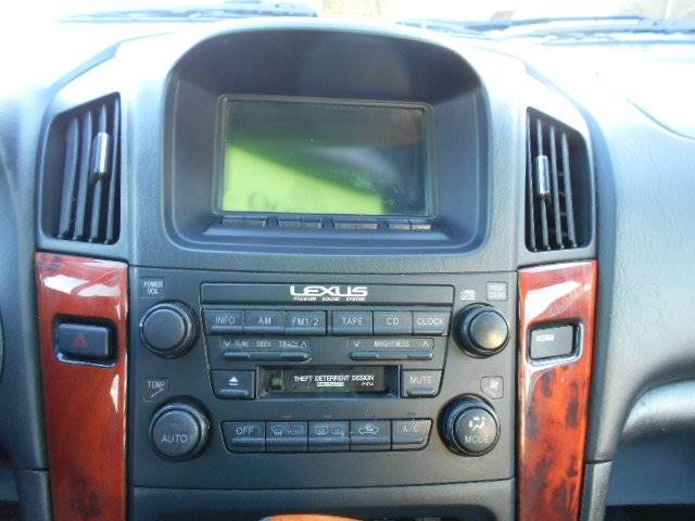 2002 Lexus RX 300 AWD 4dr SUV - Kingsport TN