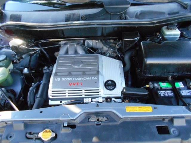 2002 Lexus Rx 300 Awd 4dr Suv In Kingsport Tn Hd Motors