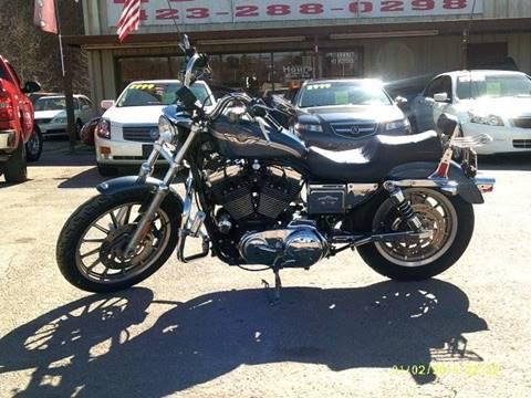 2003 Harley-Davidson XL SPORTSTER 883