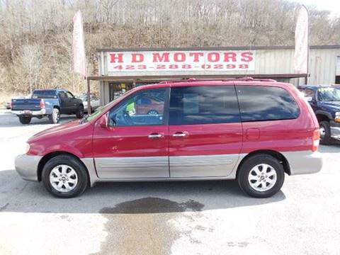 2005 Kia Sedona for sale in Kingsport, TN