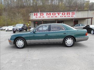 1996 lexus ls 400 for sale Hd motors kingsport tn