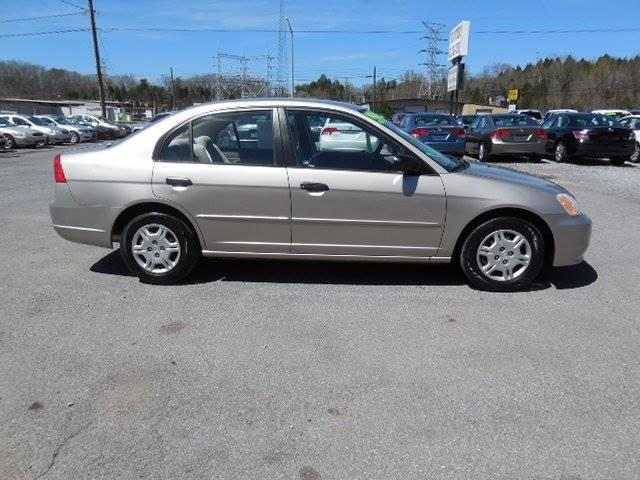 2001 Honda Civic LX 4dr Sedan - Kingsport TN