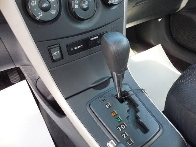 2009 Toyota Corolla S 4dr Sedan 4A - Kingsport TN