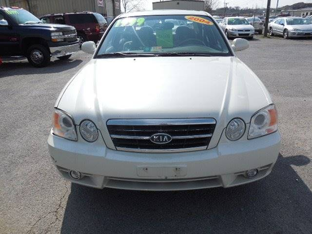 2004 Kia Optima EX 4dr Sedan - Kingsport TN