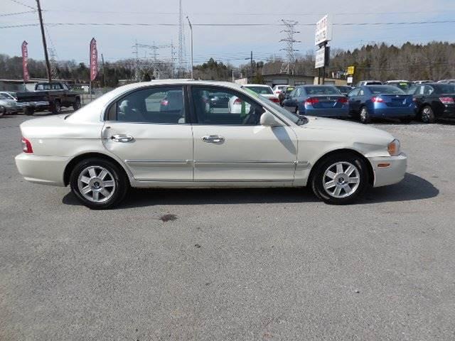 2004 Kia Optima EX 4dr Sedan - Kingsport TN