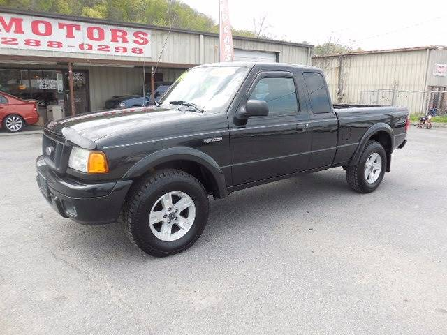 2004 Ford Ranger 4dr SuperCab Edge 4WD SB - Kingsport TN