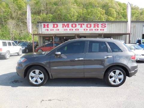 2009 Acura RDX for sale in Kingsport, TN