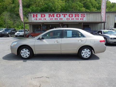 2004 honda accord for sale in kingsport tn Hd motors kingsport tn