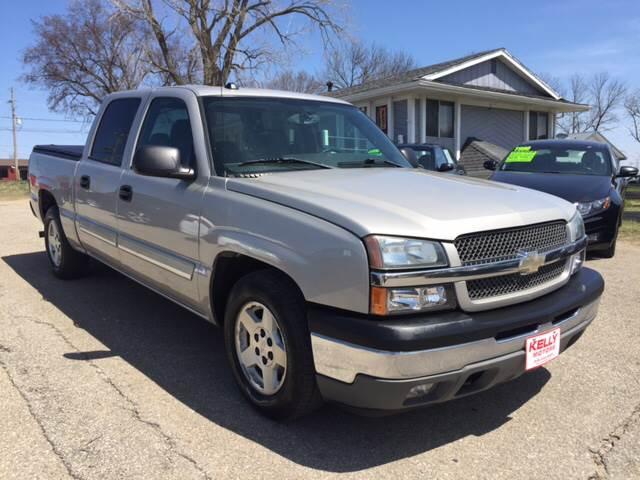 2005 Chevrolet Silverado 1500 For Sale At Kelly Motors In Johnston IA