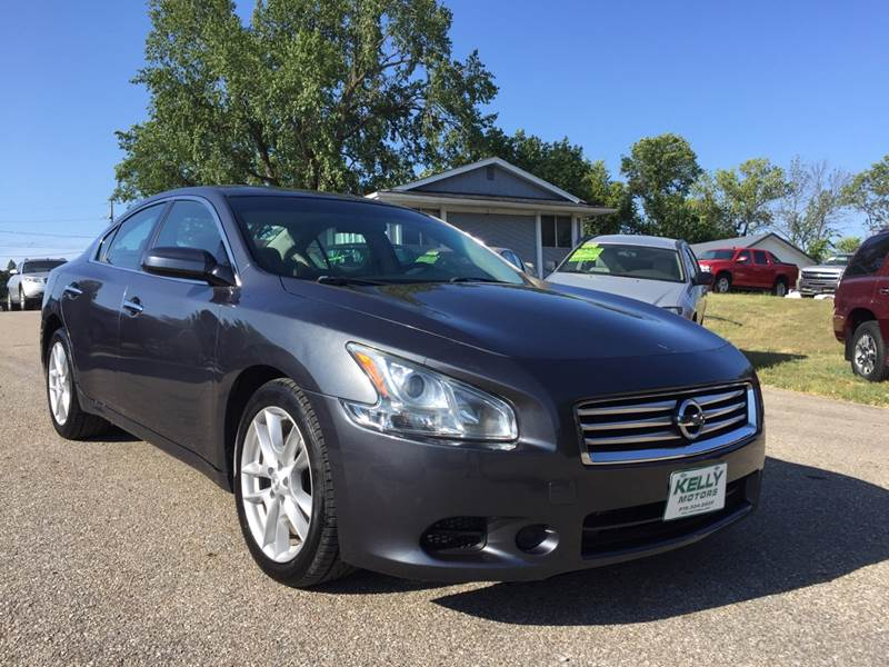 2013 Nissan Maxima For Sale At Kelly Motors In Johnston IA