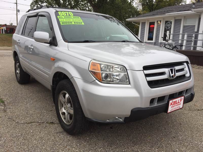 2006 Honda Pilot For Sale At Kelly Motors In Johnston IA
