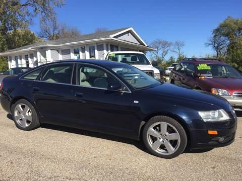Audi A6 For Sale In Johnston Ia Kelly Motors