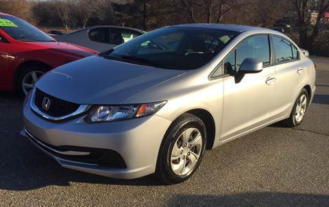 2013 Honda Civic for sale in Johnston, IA