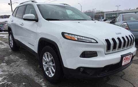2017 Jeep Cherokee for sale in Johnston, IA