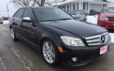 Mercedes Benz C Class For Sale In Johnston Ia Kelly Motors
