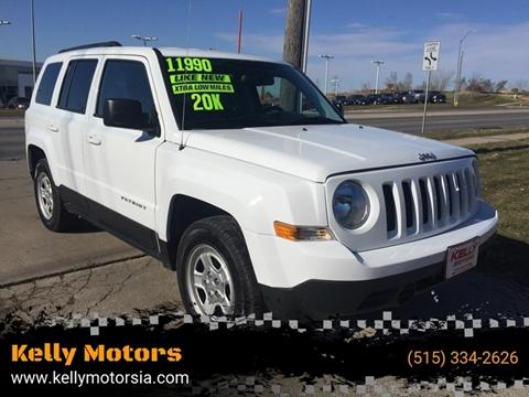 2016 Jeep Patriot for sale in Johnston, IA
