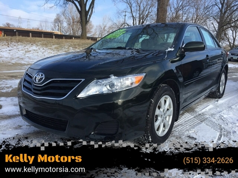 2010 Toyota Camry for sale in Johnston, IA