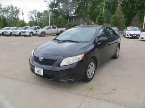 2009 Toyota Corolla for sale at Aztec Motors in Des Moines IA