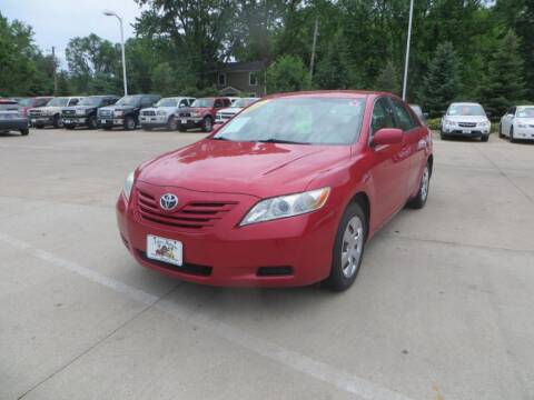 2007 Toyota Camry for sale at Aztec Motors in Des Moines IA