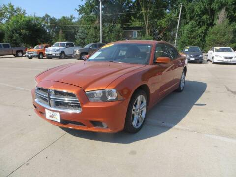 2011 Dodge Charger for sale at Aztec Motors in Des Moines IA